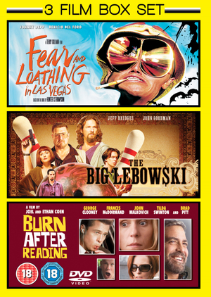Fear and Loathing in Las Vegas/The Big Lebowski/Burn After... (2008) (Box Set) (Retail Only)