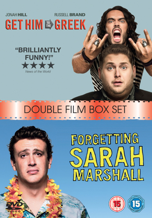 Forgetting Sarah Marshall/Get Him to the Greek (2010) (Box Set) (Pulled)
