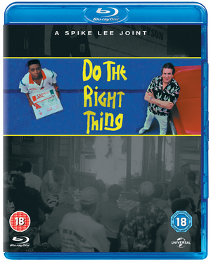 Do the Right Thing (1989) (Blu-ray) (Retail / Rental)