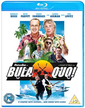 Bula Quo! (2013) (Blu-ray) (Retail / Rental)