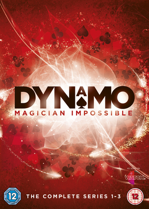 Dynamo - Magician Impossible: Series 1-3 (2013) (Box Set) (Retail Only)