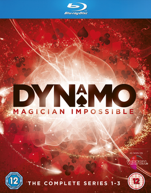 Dynamo - Magician Impossible: Series 1-3 (2013) (Blu-ray) (Box Set) (Deleted)