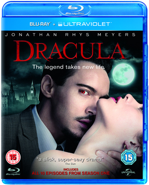 Dracula: Series 1 (2013) (Blu-ray) (with UltraViolet Copy) (Retail Only)