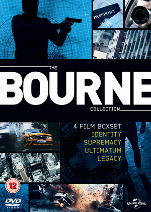 The Bourne Collection (2012) (Box Set) (Retail Only)