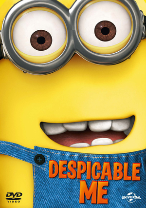 Despicable Me (2010) (Retail Only)