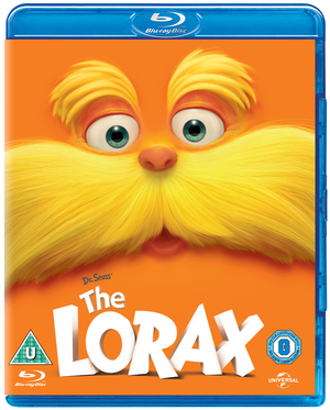 The Lorax (2012) (Blu-ray) (Retail / Rental)