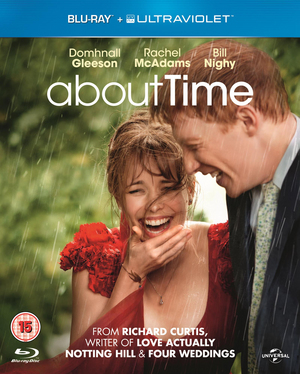 About Time (2013) (Blu-ray) (with UltraViolet Copy) (Retail Only)