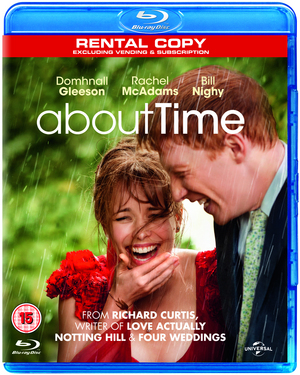 About Time (2013) (Blu-ray) (Rental)