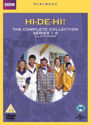 Hi De Hi!: Complete Series (1988) (Box Set) (Retail Only)