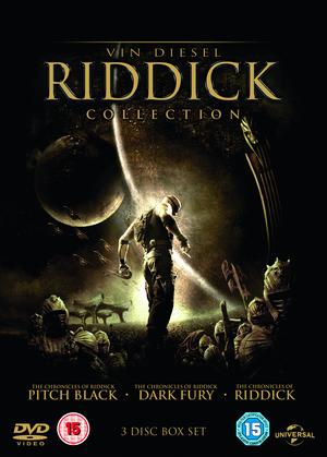 Pitch Black/Chronicles of Riddick/Dark Fury - The Chronicles... (2004) (Box Set) (Retail / Rental)