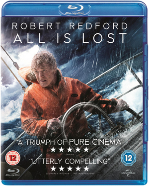 All Is Lost (2013) (Blu-ray) (Retail Only)