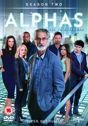 Alphas: Season 2 (2013) (Box Set) (Retail Only)