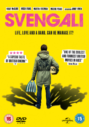 Svengali (2013) (Retail / Rental)