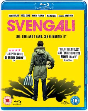 Svengali (2013) (Blu-ray) (Retail / Rental)