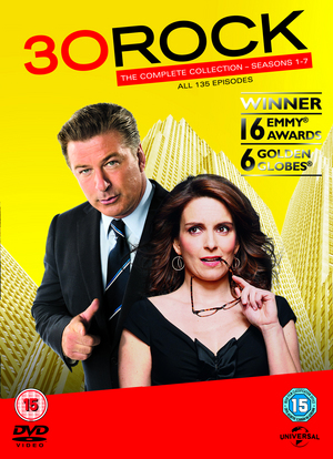 30 Rock: Seasons 1-7 (2013) (Box Set) (Retail / Rental)