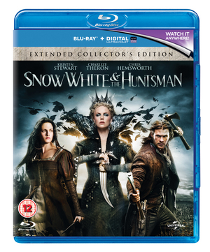 Snow White and the Huntsman: Extended Version (2012) (Blu-ray) (with UltraViolet Copy) (Retail Only)