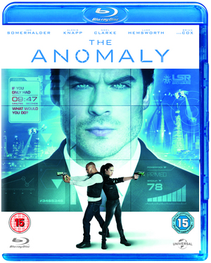 The Anomaly (2014) (Blu-ray) (Retail / Rental)