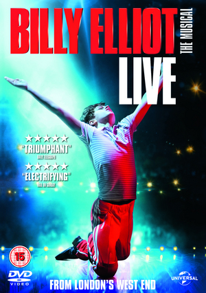 Billy Elliot the Musical (2014) (Retail Only)