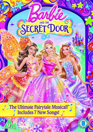 Barbie and the Secret Door (2013) (Retail / Rental)