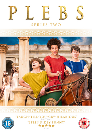 Plebs: Series 2 (2014) (Retail / Rental)