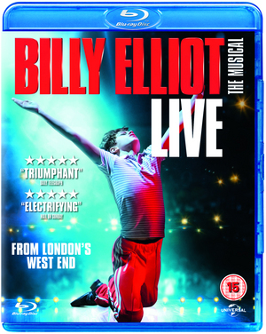 Billy Elliot the Musical (2014) (Blu-ray) (Retail Only)