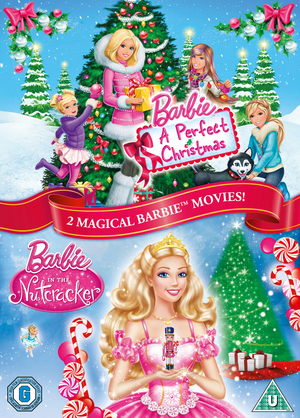 Barbie: A Perfect Christmas/Nutcracker (2014) (Retail / Rental)