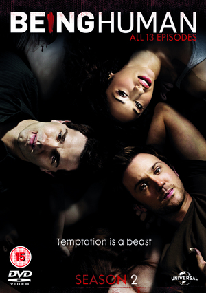 Being Human: Season 2 (2012) (Retail / Rental)