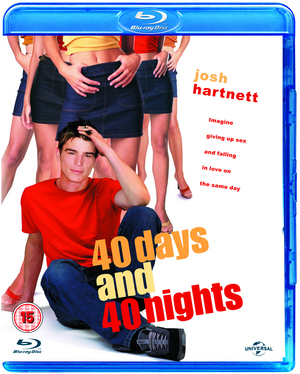 40 Days and 40 Nights (2001) (Blu-ray) (Retail / Rental)