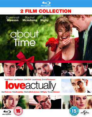 About Time/Love Actually (2013) (Blu-ray) (with UltraViolet Copy) (Retail Only)
