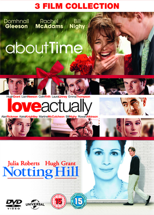 About Time/Love Actually/Notting Hill (2013) (Box Set) (Retail Only)