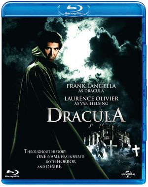 Dracula (1979) (Blu-ray) (Retail / Rental)