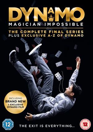 Dynamo - Magician Impossible: Series 4 (2014) (Retail / Rental)