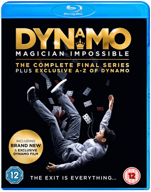 Dynamo - Magician Impossible: Series 4 (2014) (Blu-ray) (Retail / Rental)