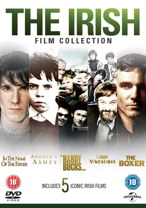 The Irish Film Collection (2014) (Retail Only)
