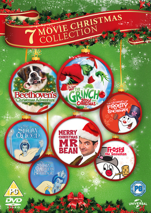 7 Movie Christmas Collection (2011) (Box Set) (Retail / Rental)