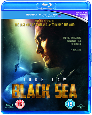 Black Sea (2014) (Blu-ray) (with UltraViolet Copy) (Retail Only)
