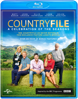 Countryfile: A Celebration of the Seasons (2014) (Blu-ray) (Retail / Rental)