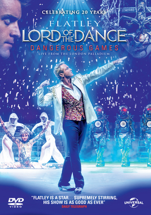 Michael Flatley's Lord of the Dance: Dangerous Games (2014) (Retail / Rental)