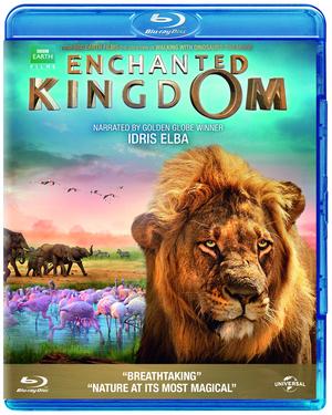 Enchanted Kingdom (2014) (Blu-ray) (Pulled)