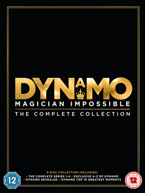 Dynamo - Magician Impossible: Series 1-4 (2014) (Box Set) (Retail Only)