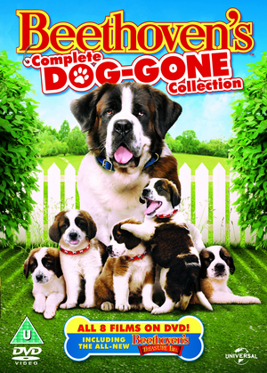 Beethoven's Complete Dog-gone Collection (2014) (Box Set) (Retail Only)
