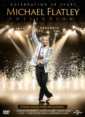 Michael Flatley: The Ultimate Collection (2014) (Box Set) (Retail Only)