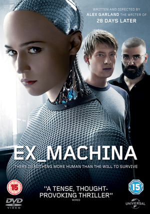 Ex Machina (2015) (Retail Only)