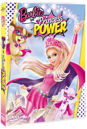 Barbie in Princess Power (2014) (Retail Only)