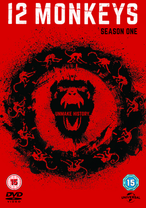 12 Monkeys (2014) (Retail / Rental)