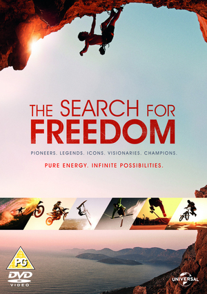 The Search for Freedom (2015) (Retail / Rental)