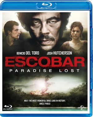 Escobar - Paradise Lost (2014) (Blu-ray) (Retail / Rental)