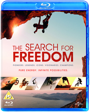 The Search for Freedom (2015) (Blu-ray) (Retail / Rental)