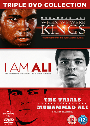 When We Were Kings/I Am Ali/The Trials of Muhammad Ali (2015) (Retail / Rental)
