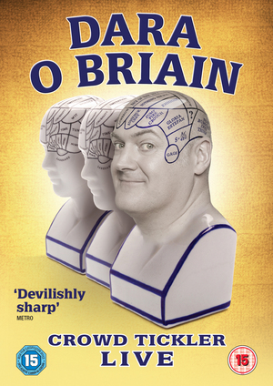 Dara O'Briain: Crowd Tickler (2015) (Retail / Rental)